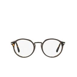 Persol® Eyeglasses: PO3185V color Grey Prince Of Wales & Havana 1093.