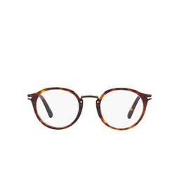 Persol® Eyeglasses: PO3185V color Havana 24.