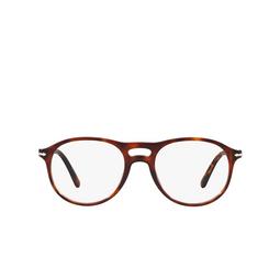 Persol® Eyeglasses: PO3202V color Havana 24.
