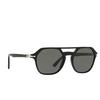 Persol® Irregular Sunglasses: PO3206S color Black 95/58 - product thumbnail 2/3.