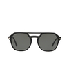 Persol® Irregular Sunglasses: PO3206S color Black 95/58 - product thumbnail 1/3.