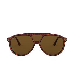 Persol® Sunglasses: PO3217S color Havana 24/53.
