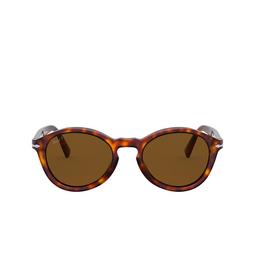 Persol® Sunglasses: PO3237S color Havana 24/57.