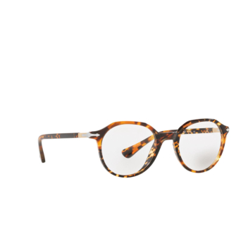 Persol® Irregular Eyeglasses: PO3253V color Tortoise Brown 1081.