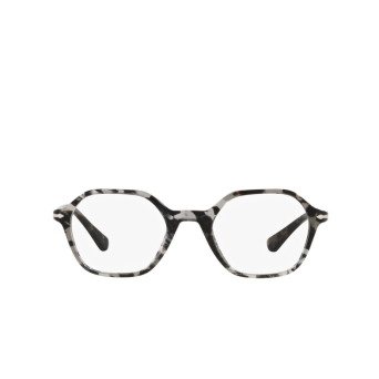Persol® Irregular Eyeglasses: PO3254V color Tortoise Grey 1080.