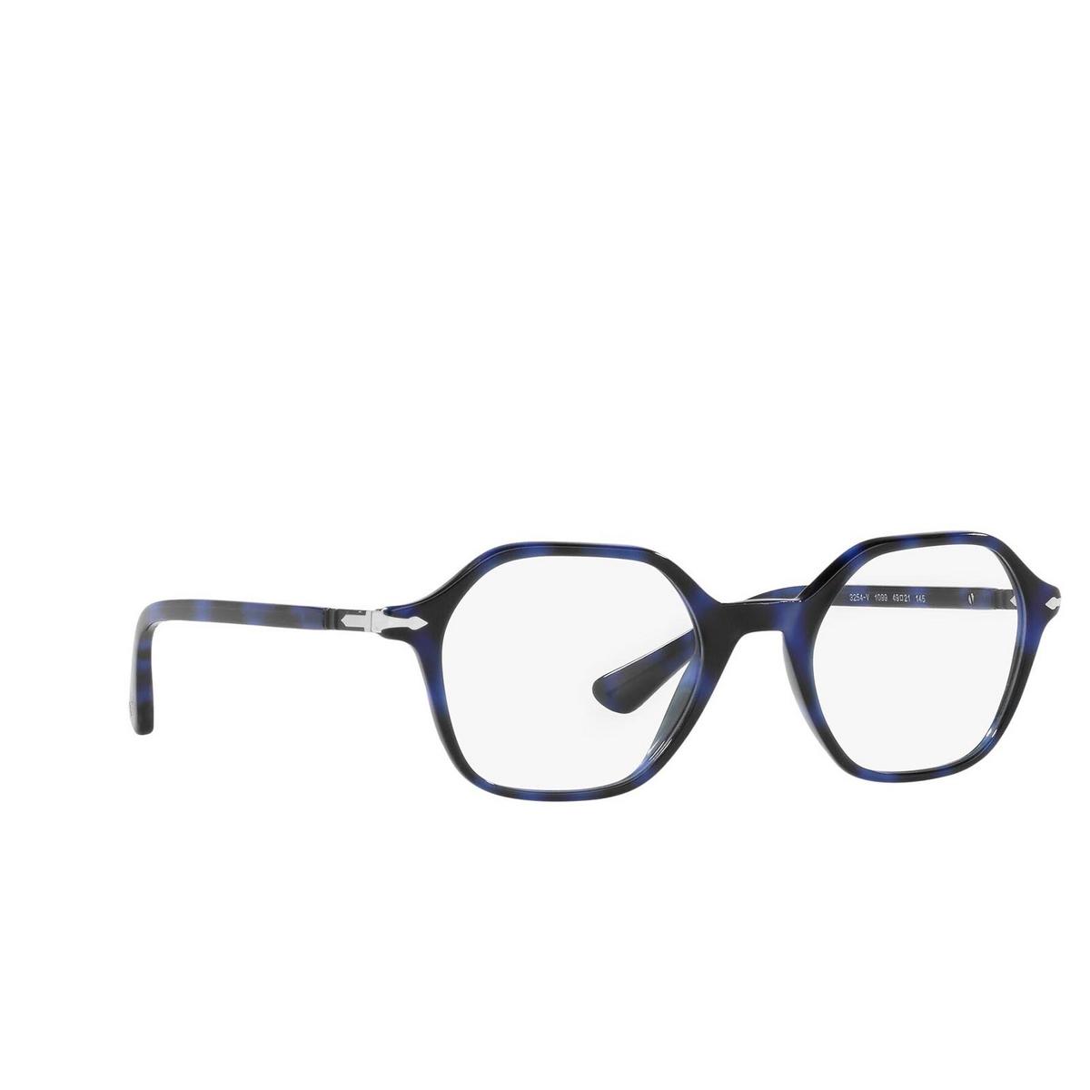 Persol® Irregular Eyeglasses: PO3254V color Blue 1099.
