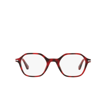 Persol® Irregular Eyeglasses: PO3254V color Red 1100.