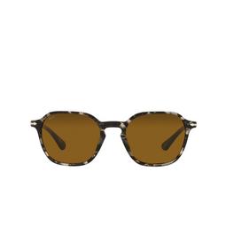 Persol® Sunglasses: PO3256S color Tortoise Grey Black 108033.