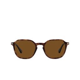 Persol® Sunglasses: PO3256S color Havana 24/57.