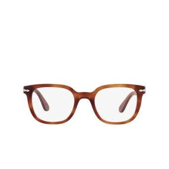 Persol® Square Eyeglasses: PO3263V color Terra Di Siena 96.