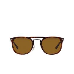 Persol® Sunglasses: PO3265S color Havana & Gunmetal 24/33.