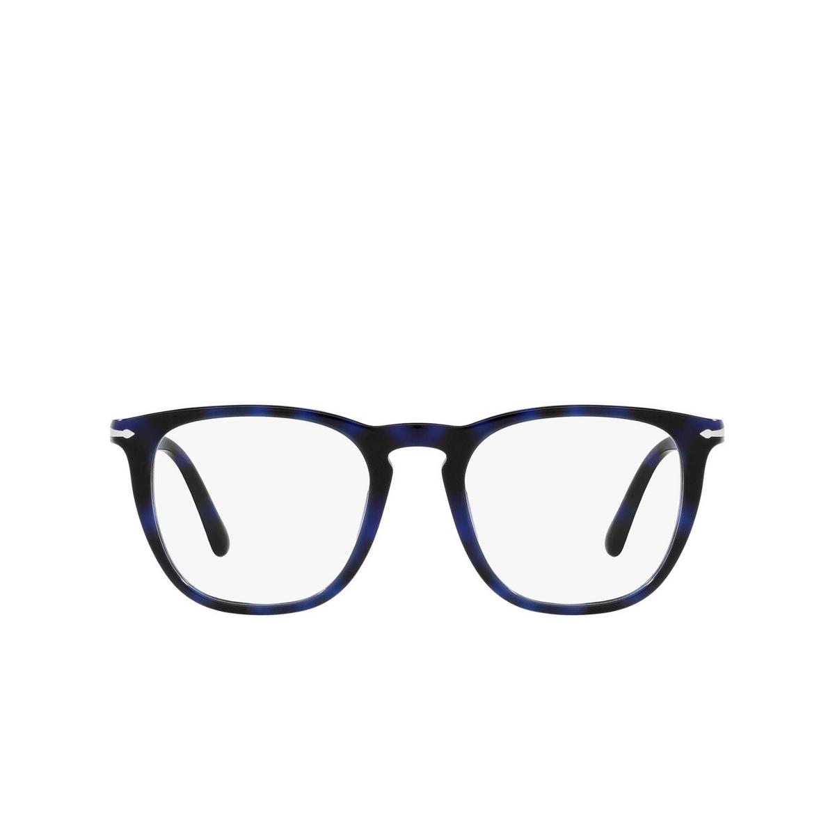 Persol® Square Eyeglasses: PO3266V color Blue 1099.