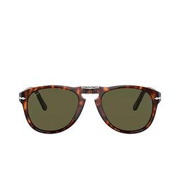Persol® Sunglasses: Steve Mcqueen PO0714SM color Havana 24/P1.