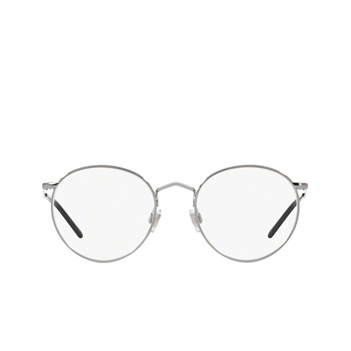 Polo Ralph Lauren® Round Eyeglasses: PH1179 color Shiny Gunmetal 9002.