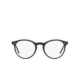 Polo Ralph Lauren® Eyeglasses: PH2083 color Shiny Black On Jerry Havana 5260.
