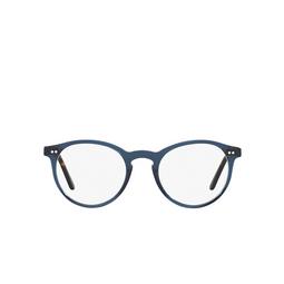 Polo Ralph Lauren® Eyeglasses: PH2083 color Shiny Transparent Blue 5276.