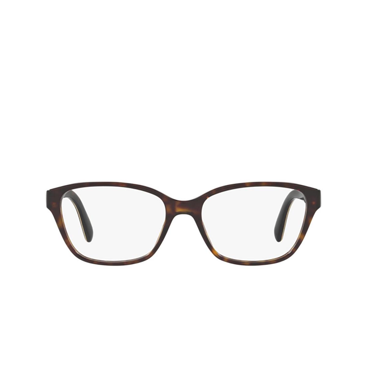 Polo Ralph Lauren® Rectangle Eyeglasses: PH2165 color Dark Havana 5003.