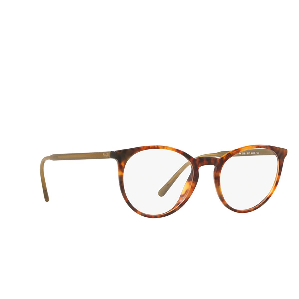 Polo Ralph Lauren® Round Eyeglasses: PH2193 color 5017 - three-quarters view.