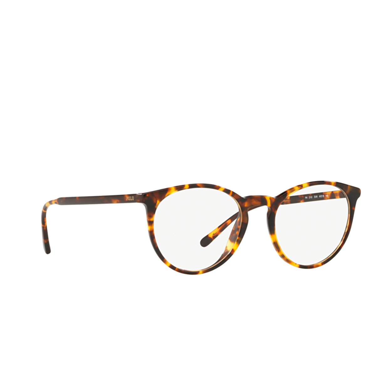 Polo Ralph Lauren® Round Eyeglasses: PH2193 color Shiny Antique Tortoise 5249.