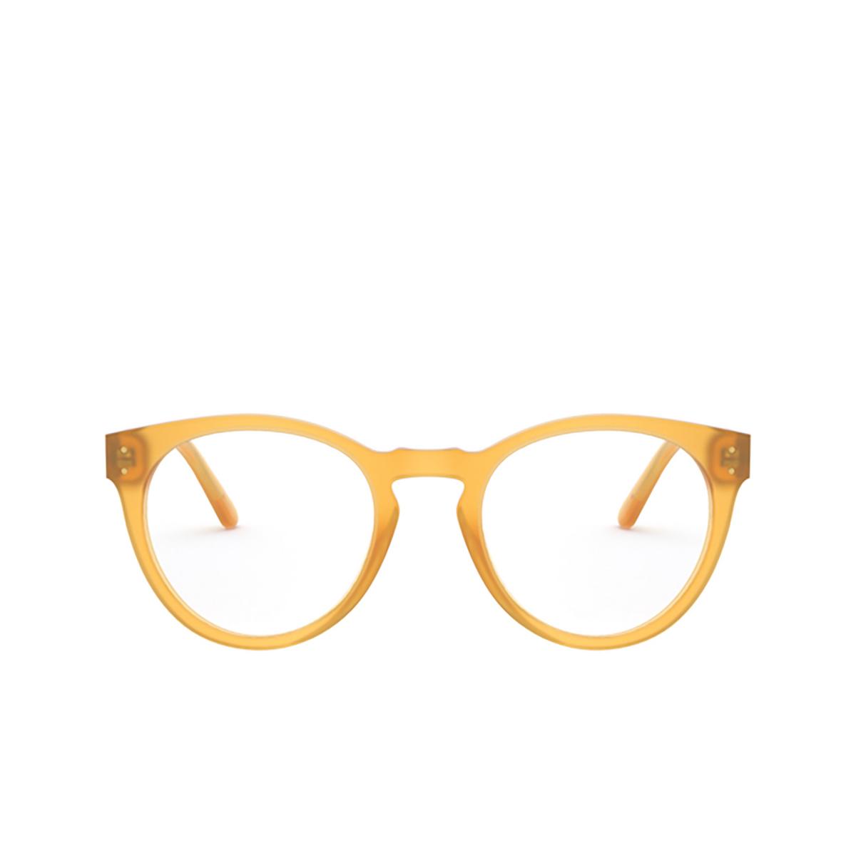 Polo Ralph Lauren® Round Eyeglasses: PH2215 color Shiny Honey 5005.