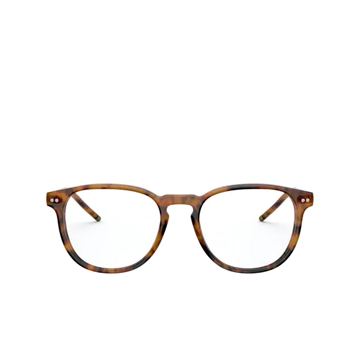 Polo Ralph Lauren® Square Eyeglasses: PH2225 color Shiny Jerry Havana 5017.