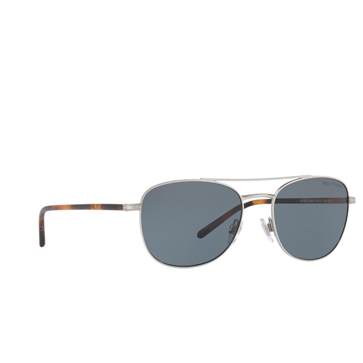 Polo Ralph Lauren® Square Sunglasses: PH3107 color 932681.