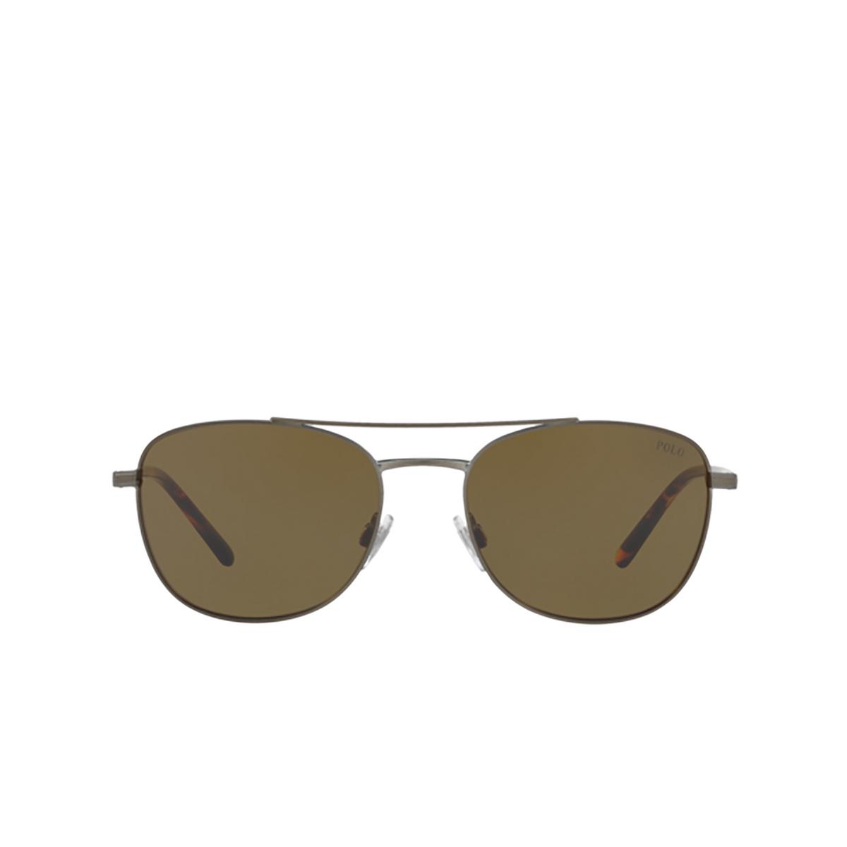 Polo Ralph Lauren® Square Sunglasses: PH3107 color 932773.