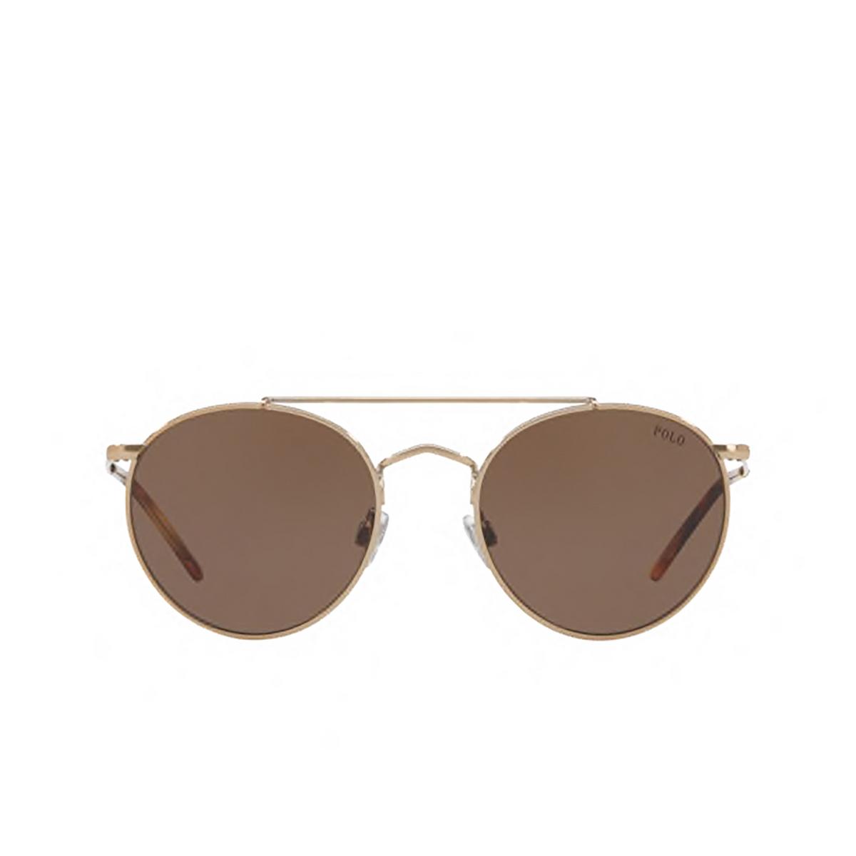 Polo Ralph Lauren® Round Sunglasses: PH3114 color 9334/73.