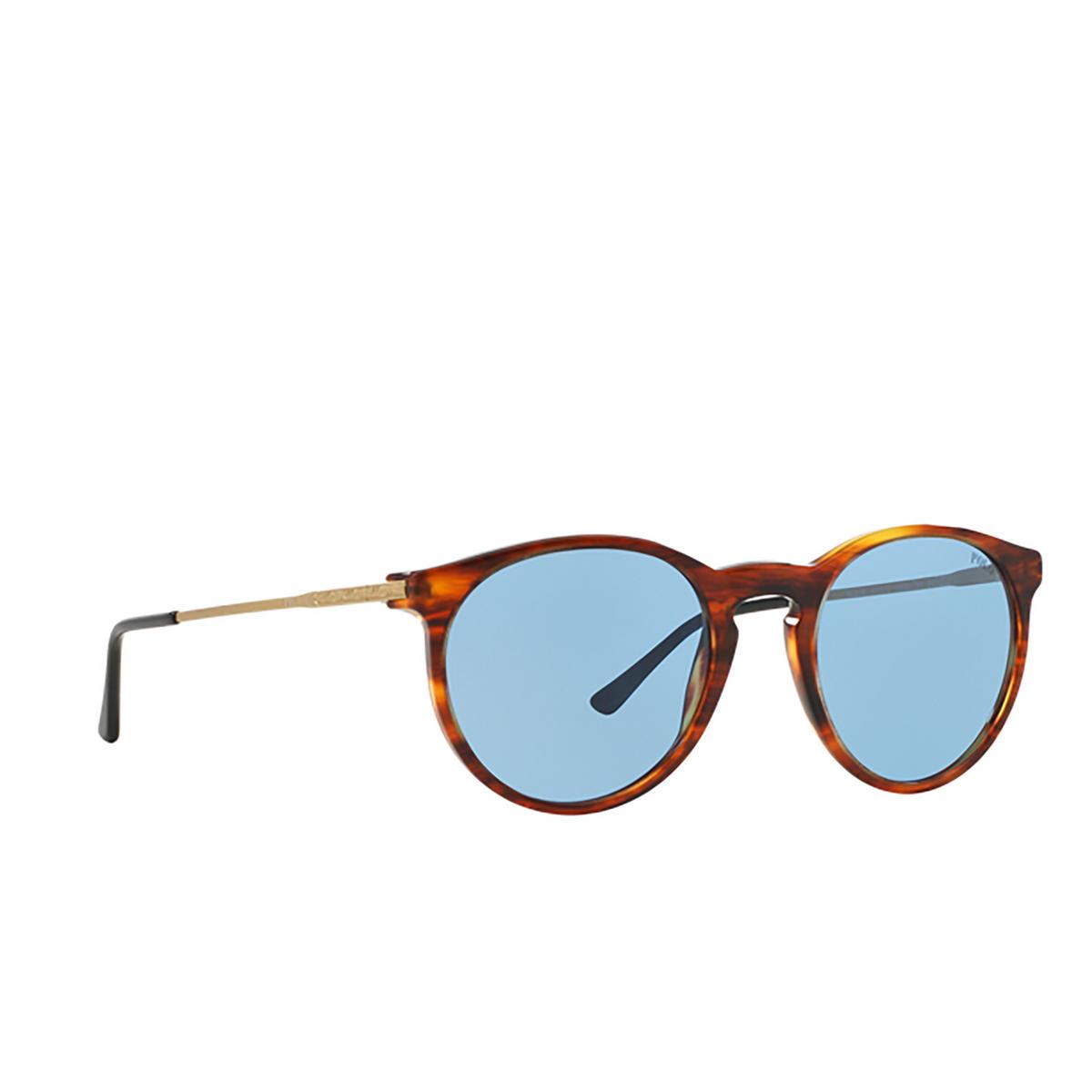 Polo Ralph Lauren® Round Sunglasses: PH4096 color 500772.