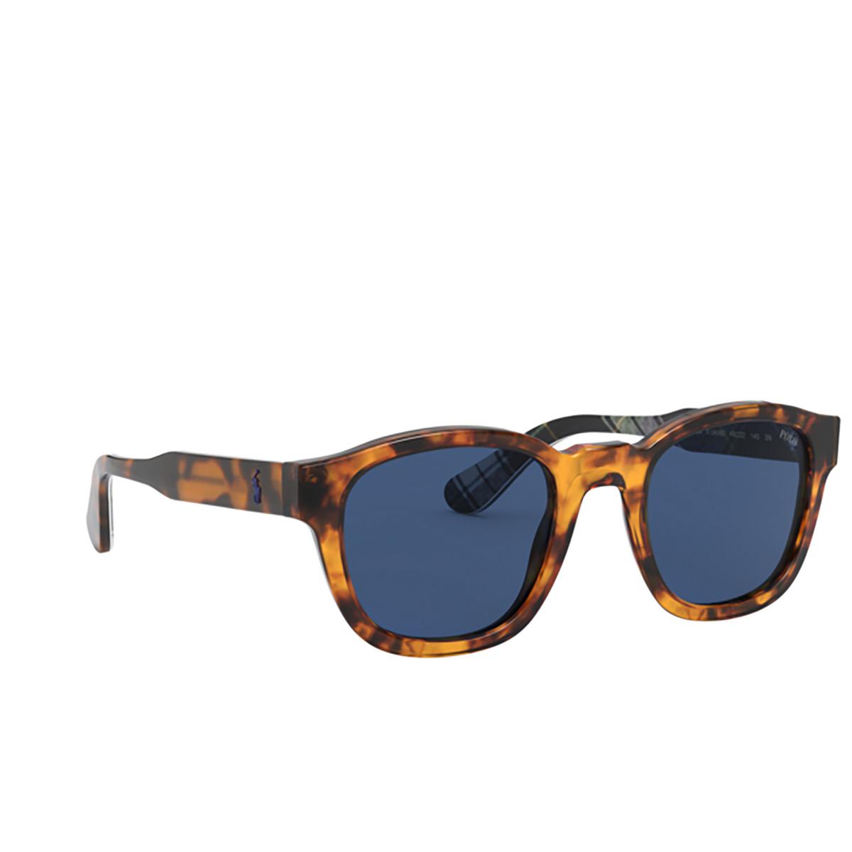 Polo Ralph Lauren® Square Sunglasses: PH4159 color Shiny Antique Tortoise 513480.