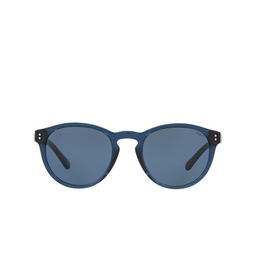 Polo Ralph Lauren® Sunglasses: PH4172 color Shiny Transparent Blue 595580.