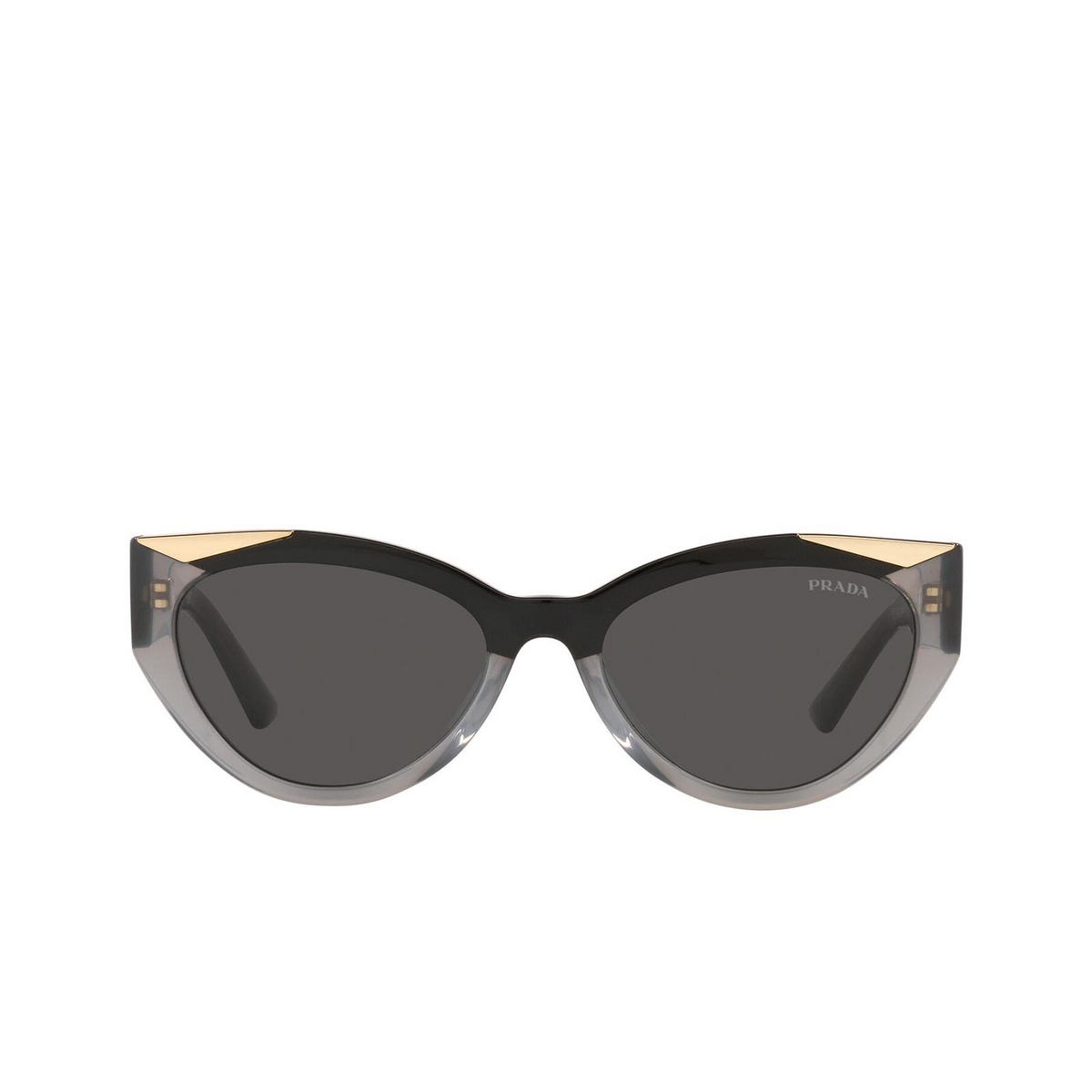 Prada® Cat-eye Sunglasses: PR 03WS color Black & Opal Grey 03M5S0.