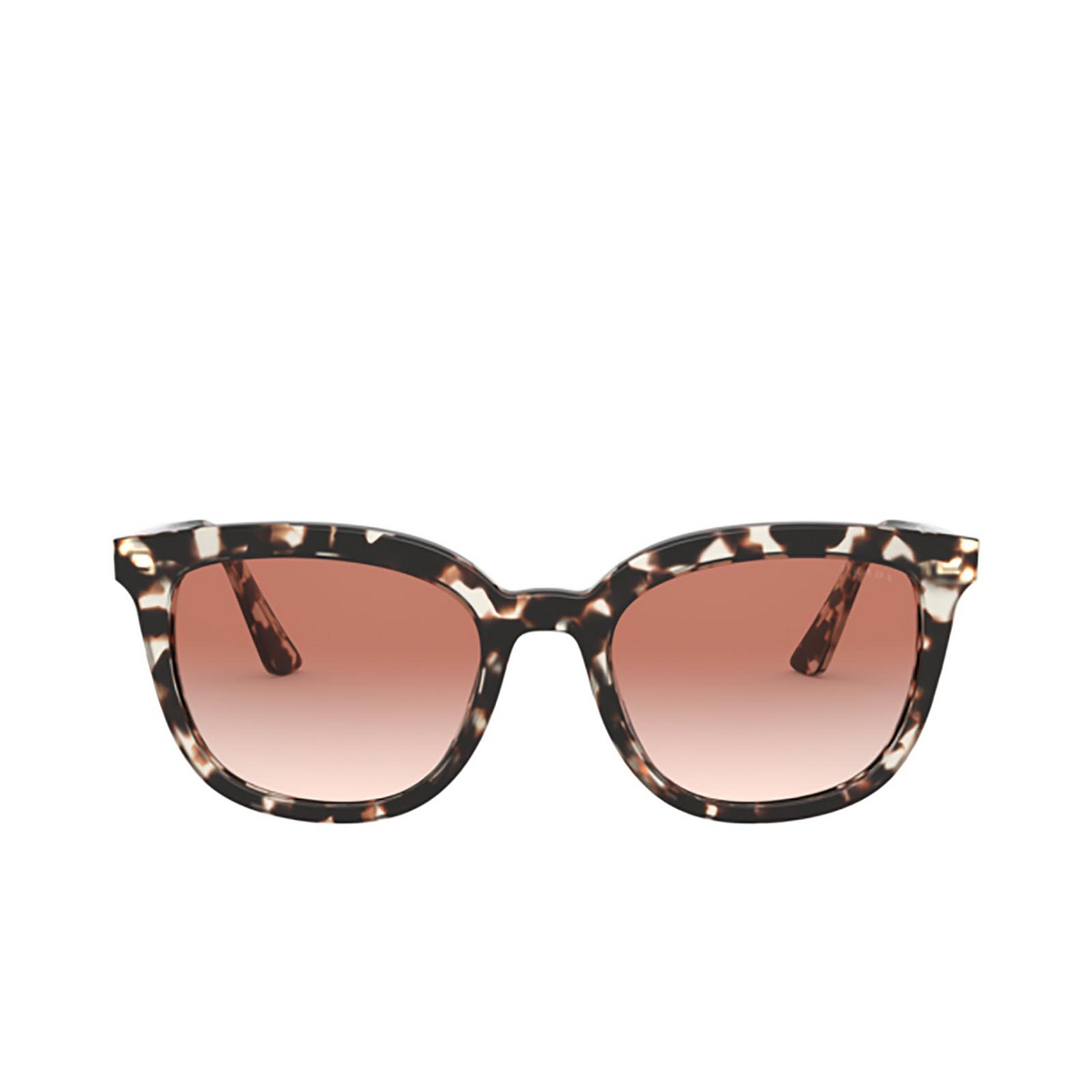 Prada® Square Sunglasses: PR 03XS color Talc Tortoise UAO2F1.