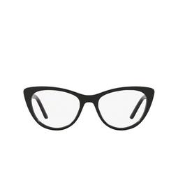 Prada® Eyeglasses: PR 05XV color Black 1AB1O1.
