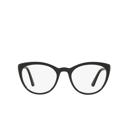 Prada® Eyeglasses: PR 07VV color Black 1AB1O1.