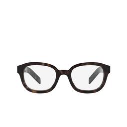 Prada® Eyeglasses: PR 11WV color Dark Havana 2AU1O1.
