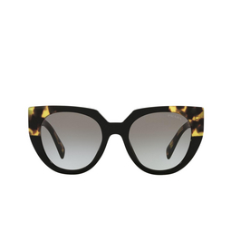 Prada® Sunglasses: PR 14WS color Black / Medium Tortoise 3890A7.
