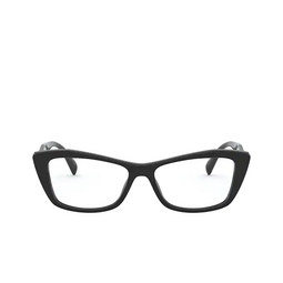 Prada® Eyeglasses: PR 15XV color Black 1AB1O1.