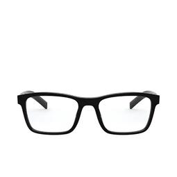 Prada® Eyeglasses: PR 16XV color Black 1AB1O1.