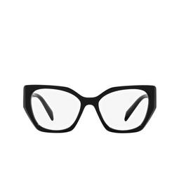 Prada® Eyeglasses: PR 18WV color Black 1AB1O1.