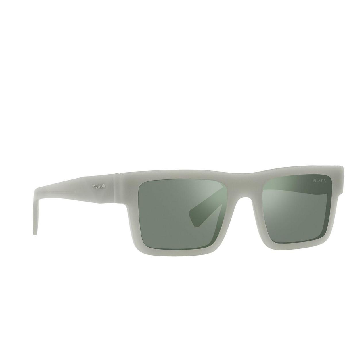 Prada® Rectangle Sunglasses: PR 19WS color Ardesia TH904M.