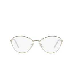 Prada® Eyeglasses: PR 62WV color Pale Gold ZVN1O1.