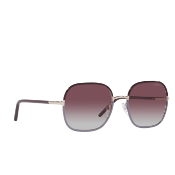 Prada® Square Sunglasses: PR 67XS color Plum / Wisteria 03U412.