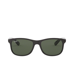 Ray-Ban® Sunglasses: Andy RB4202 color Matte Black 606971.