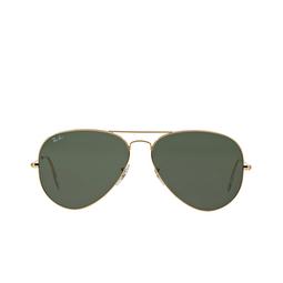 Ray-Ban® Sunglasses: Aviator Large Metal RB3025 color Arista 001.