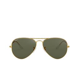 Ray-Ban® Sunglasses: Aviator Large Metal RB3025 color Arista 001/58.