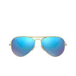 Ray-Ban® Sunglasses: Aviator Large Metal RB3025 color Matte Arista 112/17.