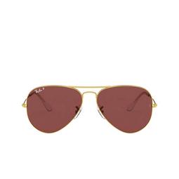 Ray-Ban® Sunglasses: Aviator Large Metal RB3025 color Legend Gold 9196AF.