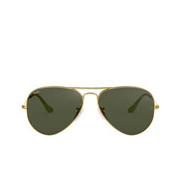 Ray-Ban® Sunglasses: Aviator Large Metal RB3025 color Arista L0205.