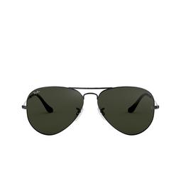 Ray-Ban® Sunglasses: Aviator Large Metal RB3025 color Gunmetal W0879.